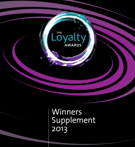 Loyalty Awards 2013