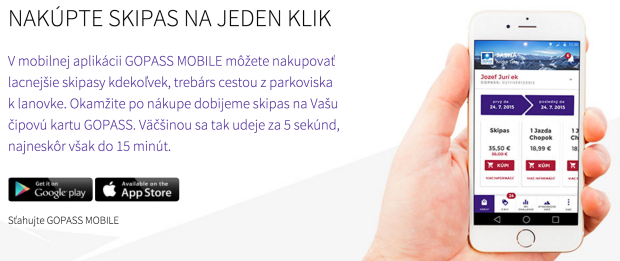 GOPASS Mobile